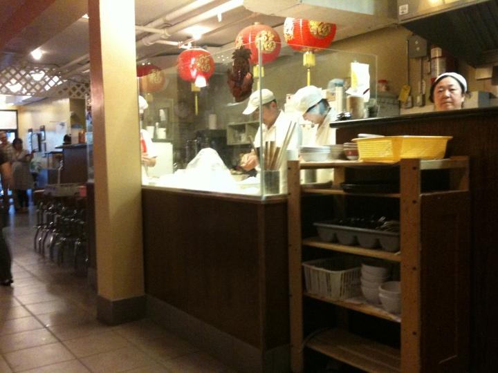 mother's dumplings kitchen