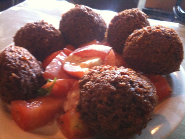 armenian kitchen falafel